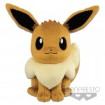 POKEMON SUN & MOON SUPER BIG PLUSH-EEVEE- BBC